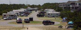 Campground Tent Sites